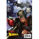 BATMAN ARKHAM UNHINGED 10. DC COMICS.
