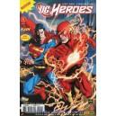 DC HEROES N°1 : FLASH. DC COMICS. PANINI.