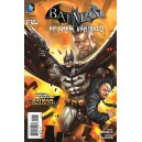 BATMAN ARKHAM UNHINGED 12. DC COMICS.