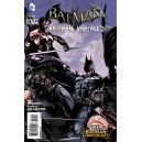 BATMAN ARKHAM UNHINGED 14. DC COMICS.