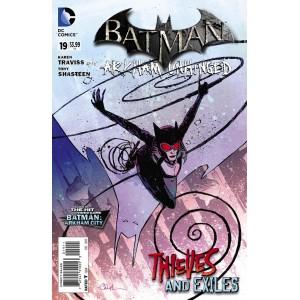 BATMAN ARKHAM UNHINGED 19. DC COMICS.