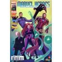 MARVEL HEROES 8. NEUF.