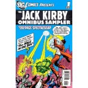 DC COMICS PRESENTS THE JACK KIRBY OMNIBUS SAMPLER 1