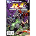 DC COMICS PRESENTS JLA 1.