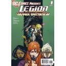 DC COMICS PRESENTS LEGION OF SUPER-HEROES 1. LEGION OF THE DAMNED.