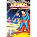 DC COMICS PRESENTS LEGION OF SUPER-HEROES 2.