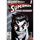 DC COMICS PRESENTS SUPERMAN 1.