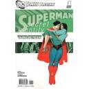 DC COMICS PRESENTS SUPERMAN SECRET IDENTITY 1.