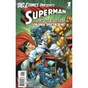DC COMICS PRESENTS SUPERMAN INFESTATION 1.