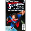 DC COMICS PRESENTS SUPERMAN SOLE SURVIVOR 1.