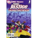 DC COMICS PRESENTS YOUNG JUSTICE 1.