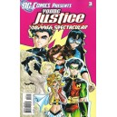 DC COMICS PRESENTS YOUNG JUSTICE 3.