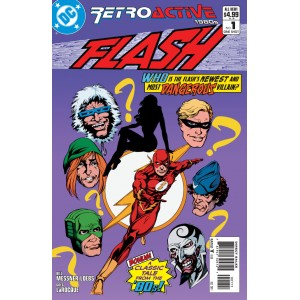 DC RETROACTIVE THE FLASH THE '80S.