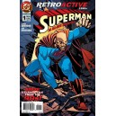DC RETROACTIVE SUPERMAN THE '90S.