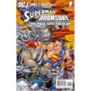 DC COMICS PRESENTS SUPERMAN DOOMSDAY 1