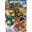 BRIGHTEST DAY N°1. DC COMICS. PANINI.