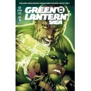 GREEN LANTERN SAGA 20. RED LANTERN. NEW GUARDIANS. EARTH 2 - EARTH TWO.