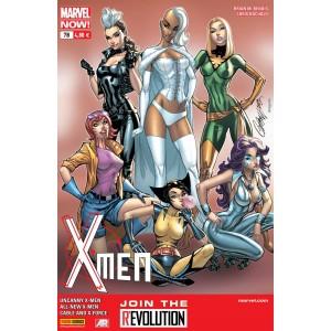 X-MEN 7 B. MARVEL NOW! NEUF.