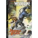 WOLVERINE. Jungle saga. COMICS VF. MARVEL. BETHY.