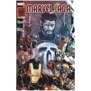 MARVEL SAGA 1. PUNISHER WAR ZONE. NEUF.