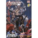 AVENGERS. X-SANCTION 1. MARVEL. PANINI.