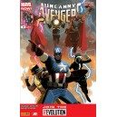 UNCANNY AVENGERS 10. MARVEL NOW! NEUF.