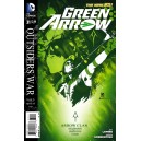 GREEN ARROW 31. DC RELAUNCH (NEW 52)