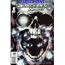 BLACKEST NIGHT 1. DC COMICS. FIRST PRINT.