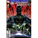 BLACKEST NIGHT 1. DC COMICS. SECOND PRINT.