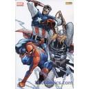 MARVEL HEROES N°13. Edition variante limité à 1300 Comics. MARVEL. PANINI COMICS.