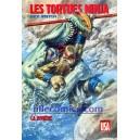 Les Tortues Ninja : La rivière. COMICS USA.