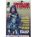 TITANS N°216. LUG. IMAGE COMICS. CYBERFORCE. CYBLADE. ARCANUM.