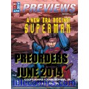 DIAMOND PREVIEWS 307. MARVEL PREVIEWS 21. PRE-ORDER JUNE 2014. LILLE COMICS.