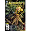 SINESTRO 1. DC RELAUNCH (NEW 52).