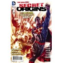 SECRET ORIGINS 1. DC RELAUNCH (NEW 52).