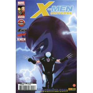 X-MEN UNIVERSE 12. UNCANNY X-FORCE. NEUF.