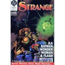 STRANGE 327. LUG. DC COMICS. BATMAN. JLA. WONDER WOMAN. FLASH.