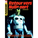 PUNISHER. retour vers nulle part. Marvel. COMICS USA.