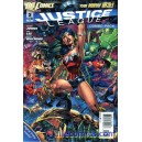 JUSTICE LEAGUE N°3 COMBO-PACK DC RELAUNCH (NEW 52)