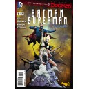 BATMAN AND SUPERMAN 11 DC RELAUNCH (NEW 52).