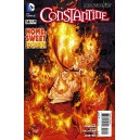 CONSTANTINE 14. DC RELAUNCH (NEW 52).