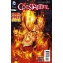 CONSTANTINE 14. DC RELAUNCH (NEW 52).