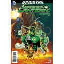 GREEN LANTERN 31. DC RELAUNCH (NEW 52).