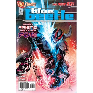 BLUE BEETLE 6. DC RELAUNCH (NEW 52)