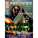 DIAMOND PREVIEWS 309. MARVEL PREVIEWS 23. PRE-ORDER AUGUST 2014. LILLE COMICS.