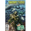 SWAMP THING 32. DC RELAUNCH (NEW 52).
