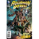 AQUAMAN AND THE OTHERS 3. DC RELAUNCH (NEW 52).
