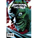 BATMAN AND ROBIN 26. BATMAN AND TWO-FACE 26. DC RELAUNCH (NEW 52)