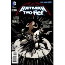 BATMAN AND ROBIN 28. BATMAN AND TWO-FACE 28. DC RELAUNCH (NEW 52)