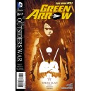 GREEN ARROW 26. DC RELAUNCH (NEW 52)